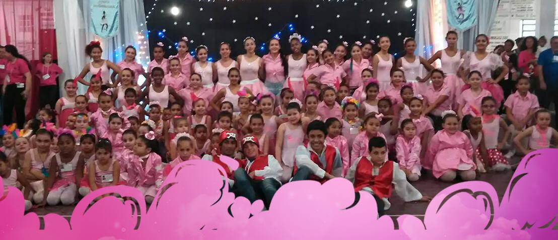 Cultura no Lindóia: Apresentação de Ballet ocorre neste domingo